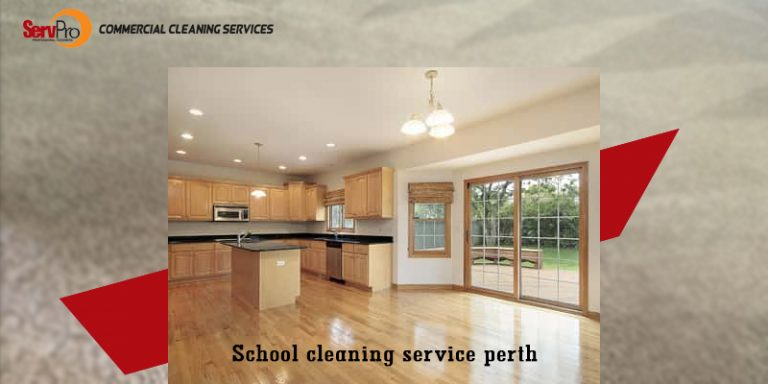 Why Schools Need Professional Cleaning Services?