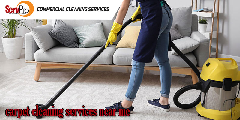 How To Keep Office Carpets Clean &Beautiful